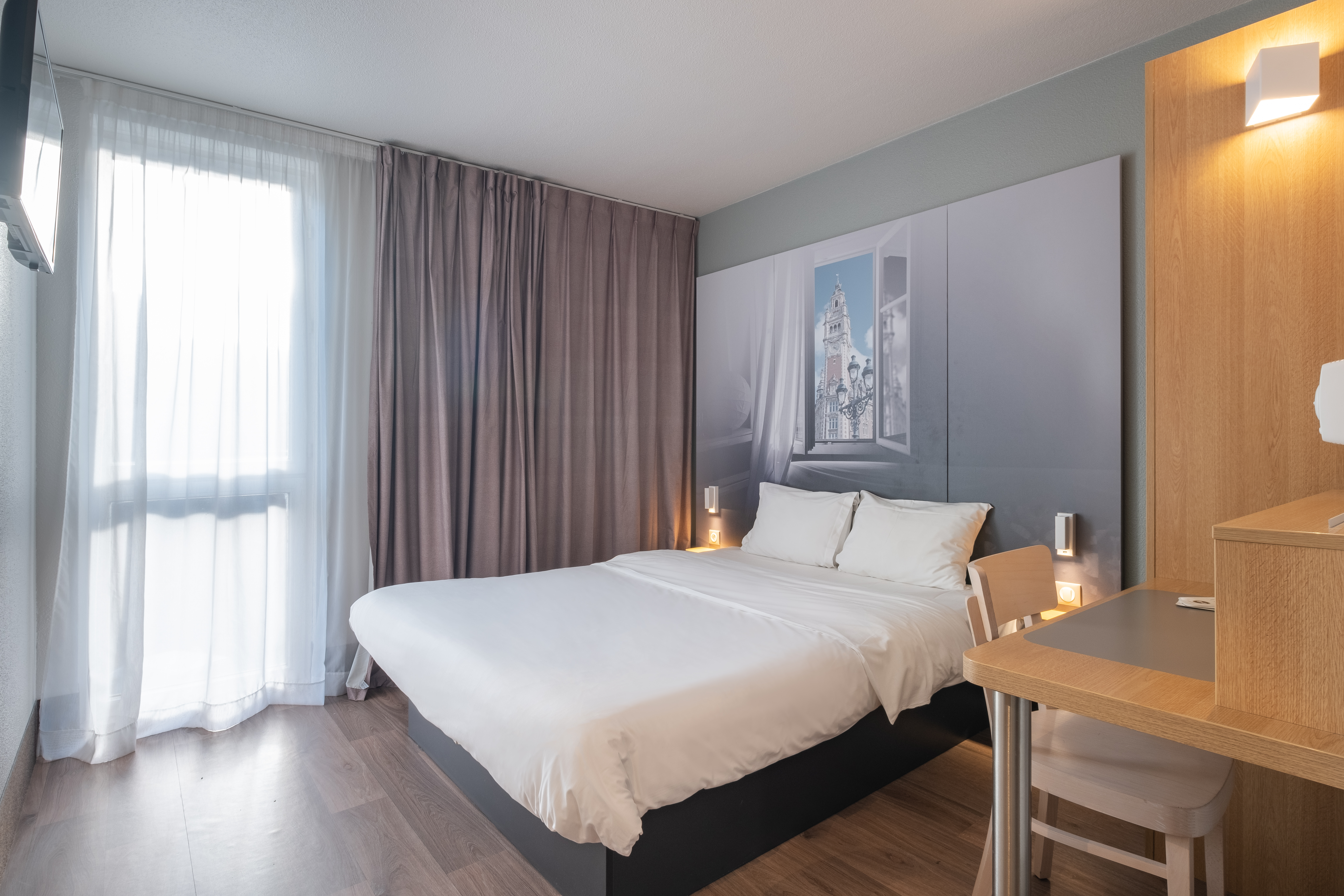 B&B Lille Tourcoing Centre a TOURCOING